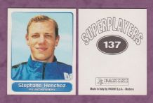 Blackburn Rovers Stephane Henchoz Switzerland 137